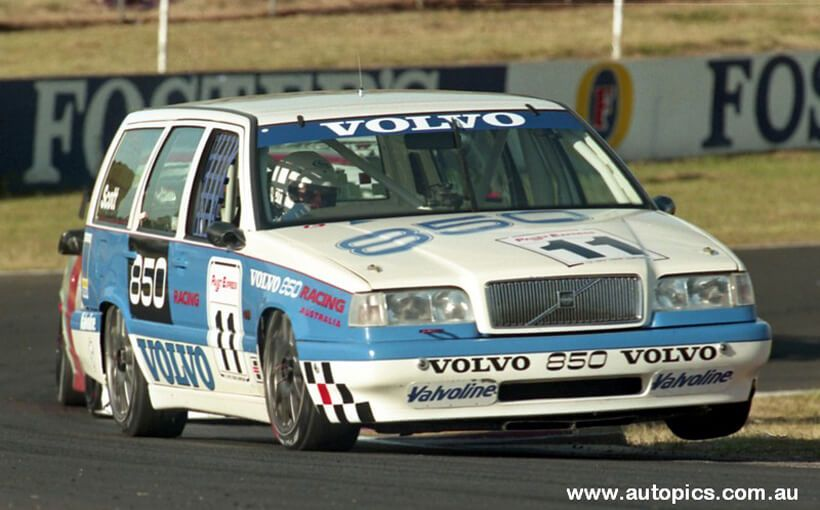 Volvo 850: The Estate Car Turned Racing Superstar! - Shannons Club