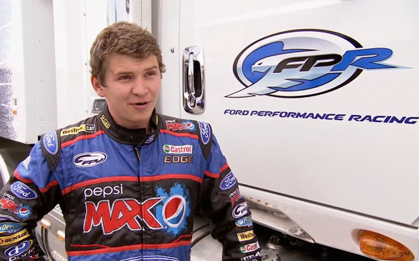 Hazelwood joins Ford Performance Racing as Team Testing Rookie