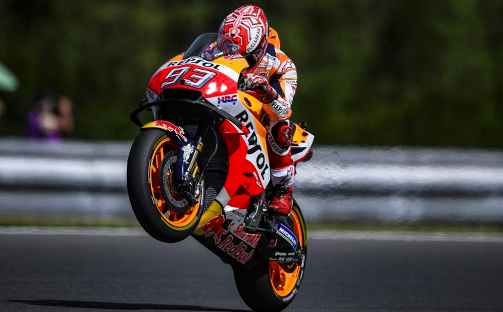 MotoGP back to business at Brno with MM93 focused on mentality and momentum