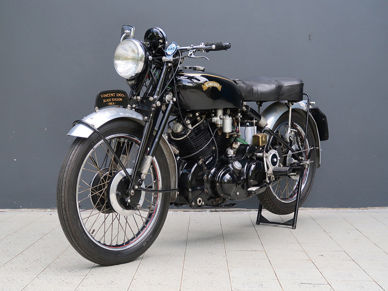 Bike Heaven For Collectors at Shannons Sydney Autumn Auction