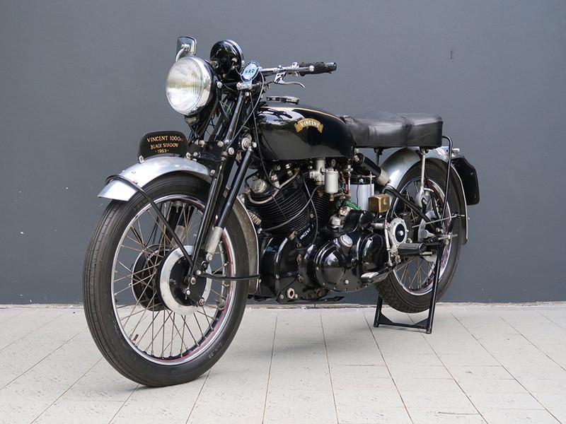Bike Heaven For Collectors at Shannons Sydney Autumn Auction
