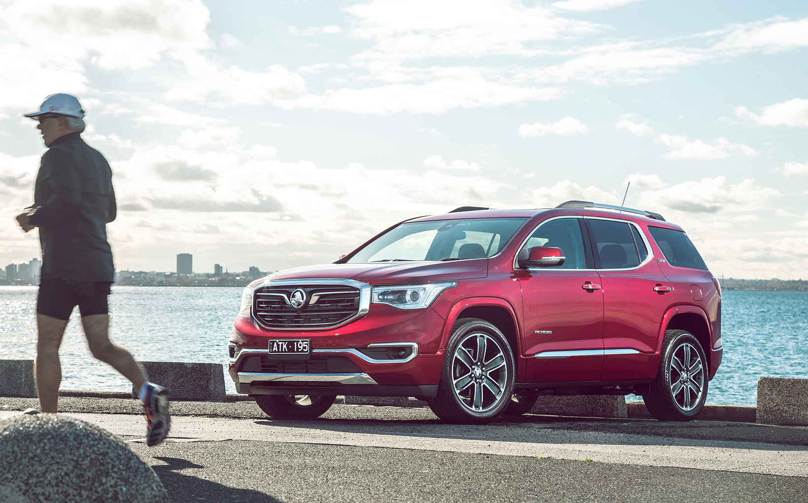 Holden Acadia kicks American era into overdrive
