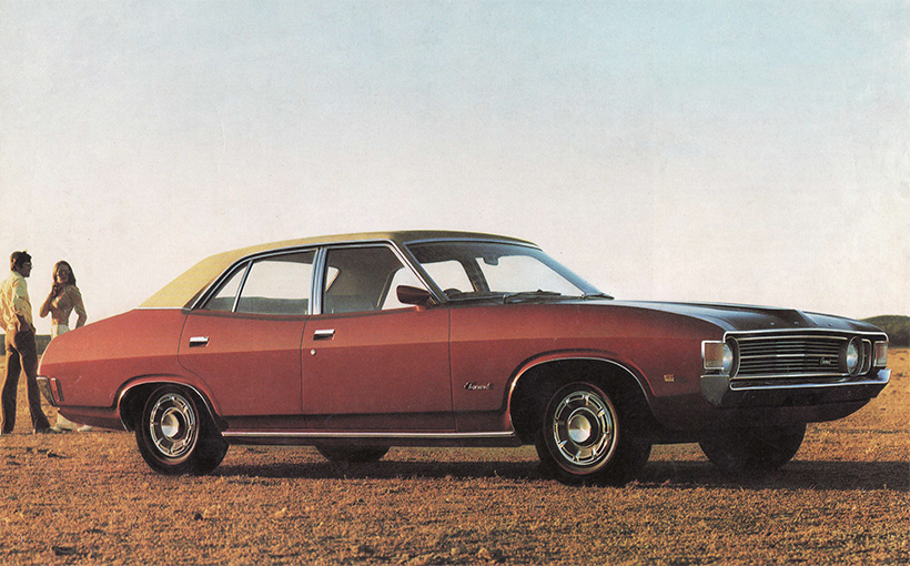 1972-73 Ford XA Falcon: The Accidental Aussie Falcon