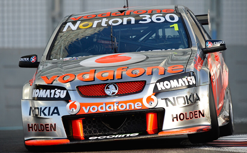 VE-VF Commodore: short-back-and-sides for V8 Supercars' all-time greats