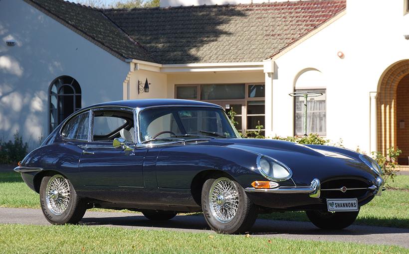 Jaguars steal the limelight at Shannons Melbourne Autumn Auction