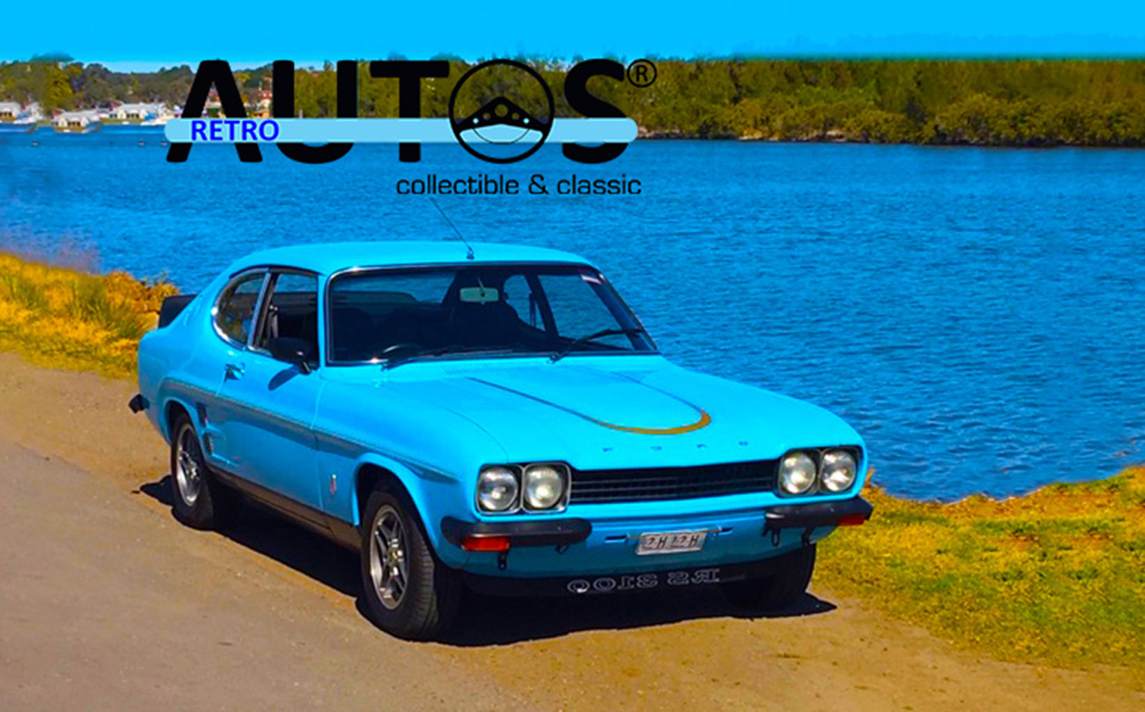 Ford Capri: 50th Anniversary