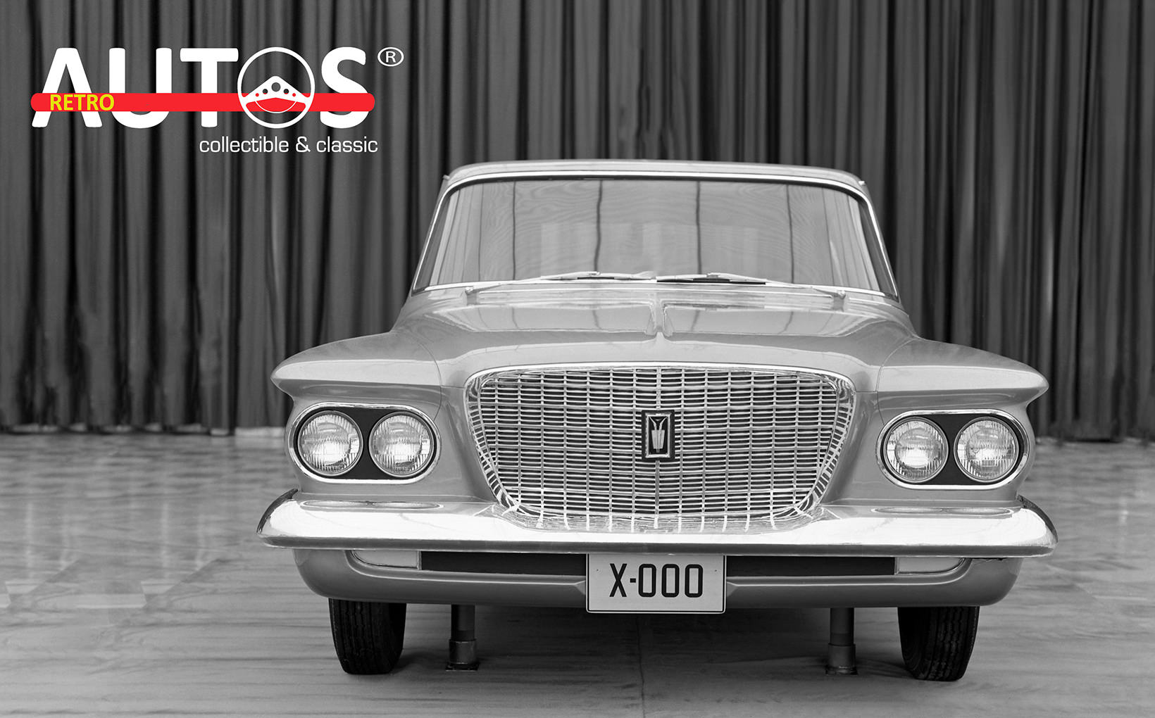 Retroautos February - Design to Driveway: First Valiant prototype