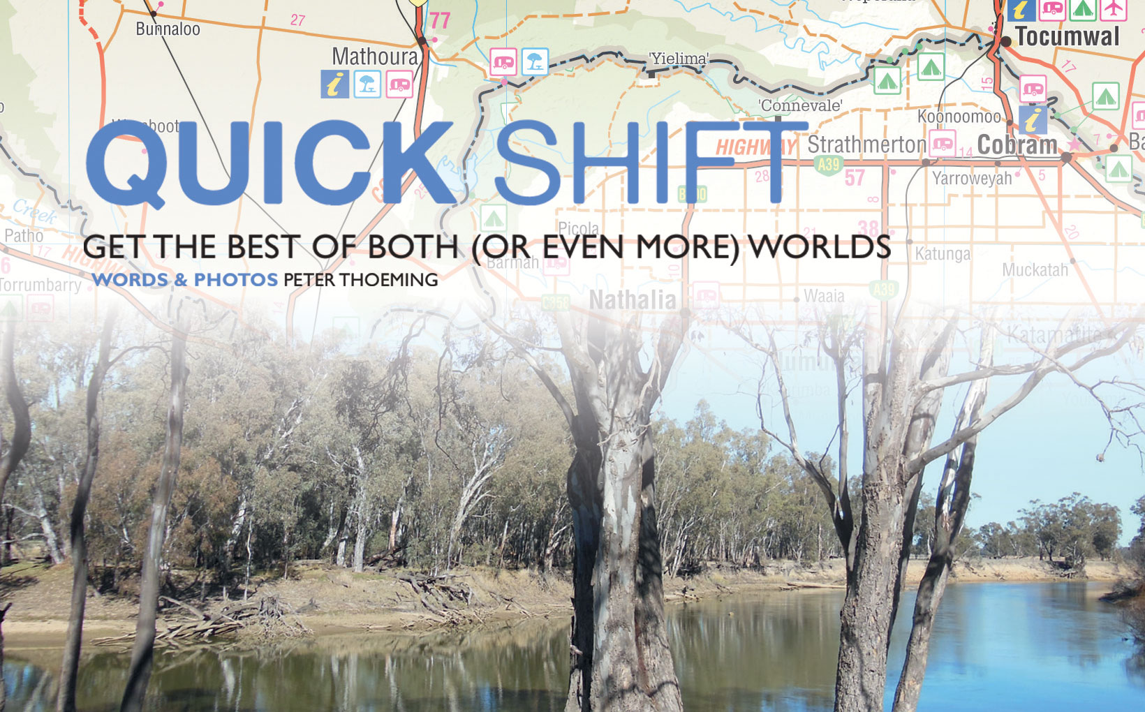 Quick Shift - Get the Best of Both (or Even More) Worlds