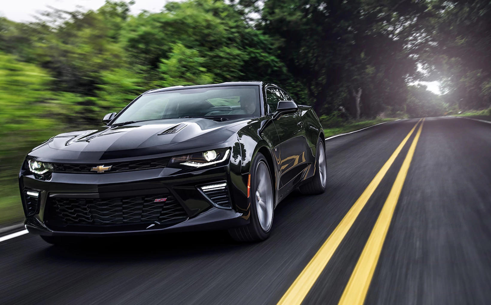 Holden tees up Chevrolet Camaro to outmuscle Ford's Mustang