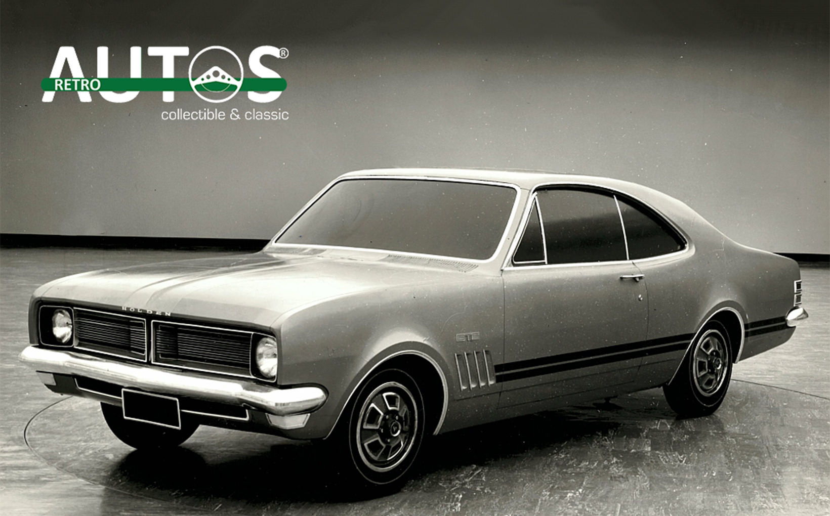 Retroautos July 2019 - 50th anniversary of the HT Holden, 253/308 V8 and 95th anniversary of GM's Milford Proving Grounds