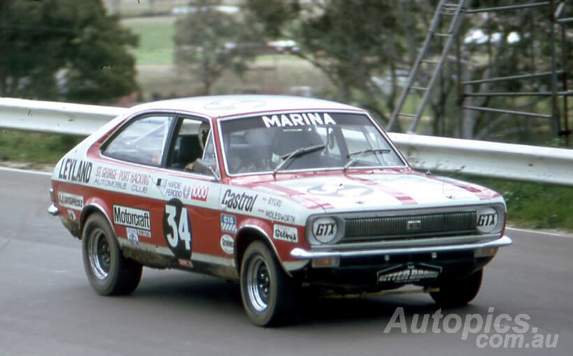 Leyland Marina: rallying, V8 sports sedans and Bathurst on a budget