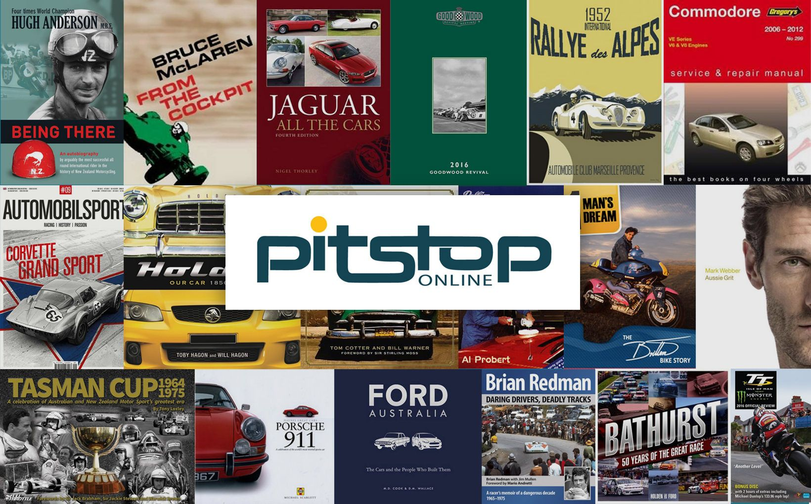 20% Off All Pitstop Products Online