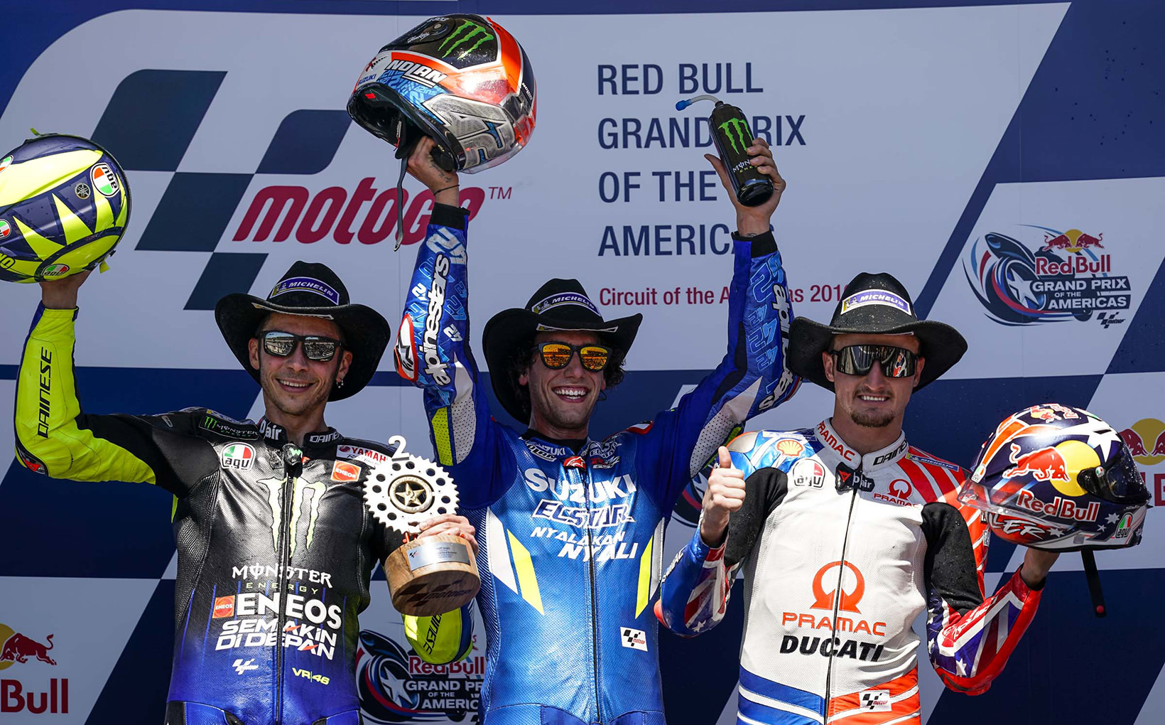 Alex Rins Conquers COTA as Marc Marquez Crashes. Fans Shocked At The Result!