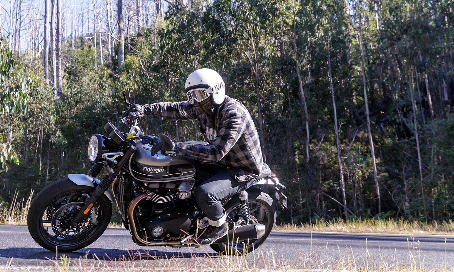 Triumph Speed Twin: Power and the Glory