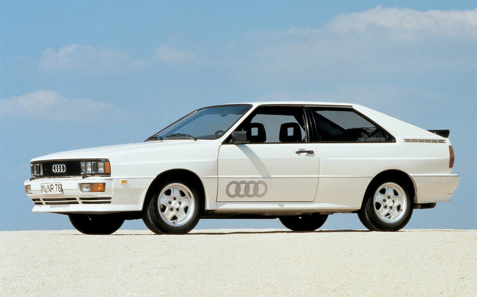 Is this the modern-day Audi Ur-Quattro?