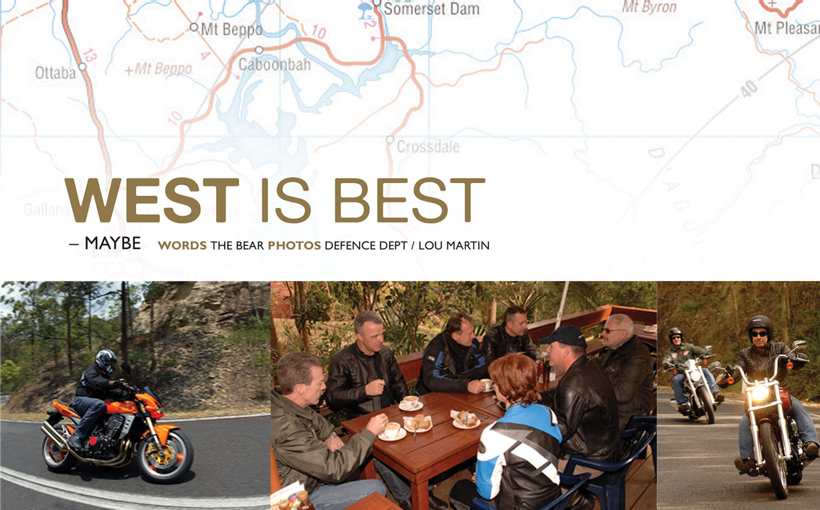 West is Best - Maybe