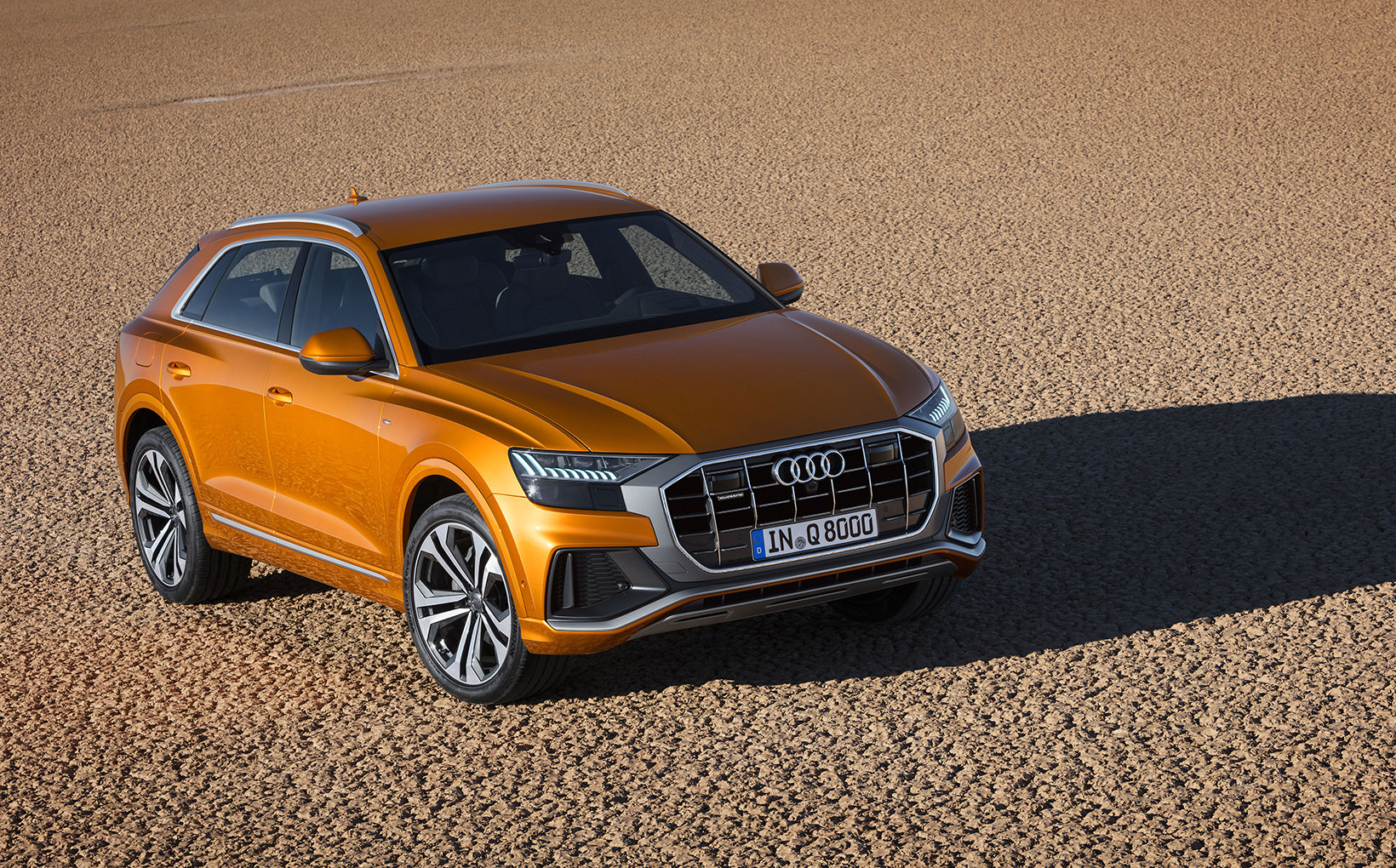 Audi Q8 to sit on top of German carmaker's SUV tree