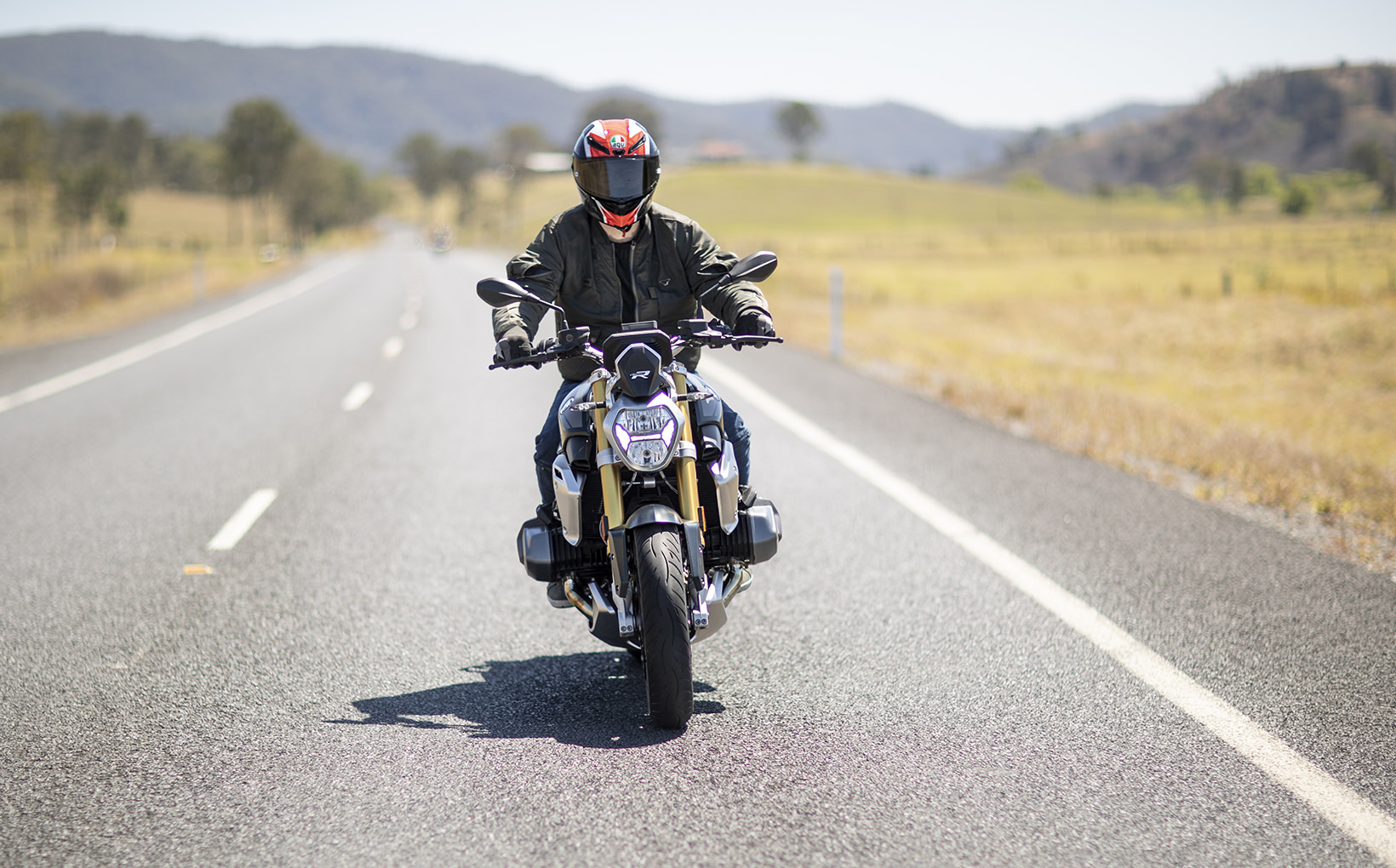 BMW R 1250 R Exclusive: Street Fight