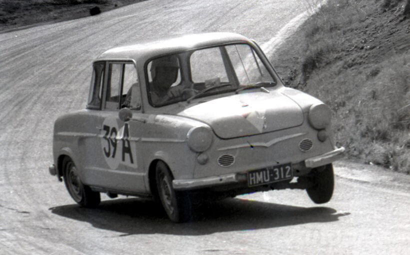 NSU Prinz: GP stars, German cars and the Armstrong 500 win you've never heard of