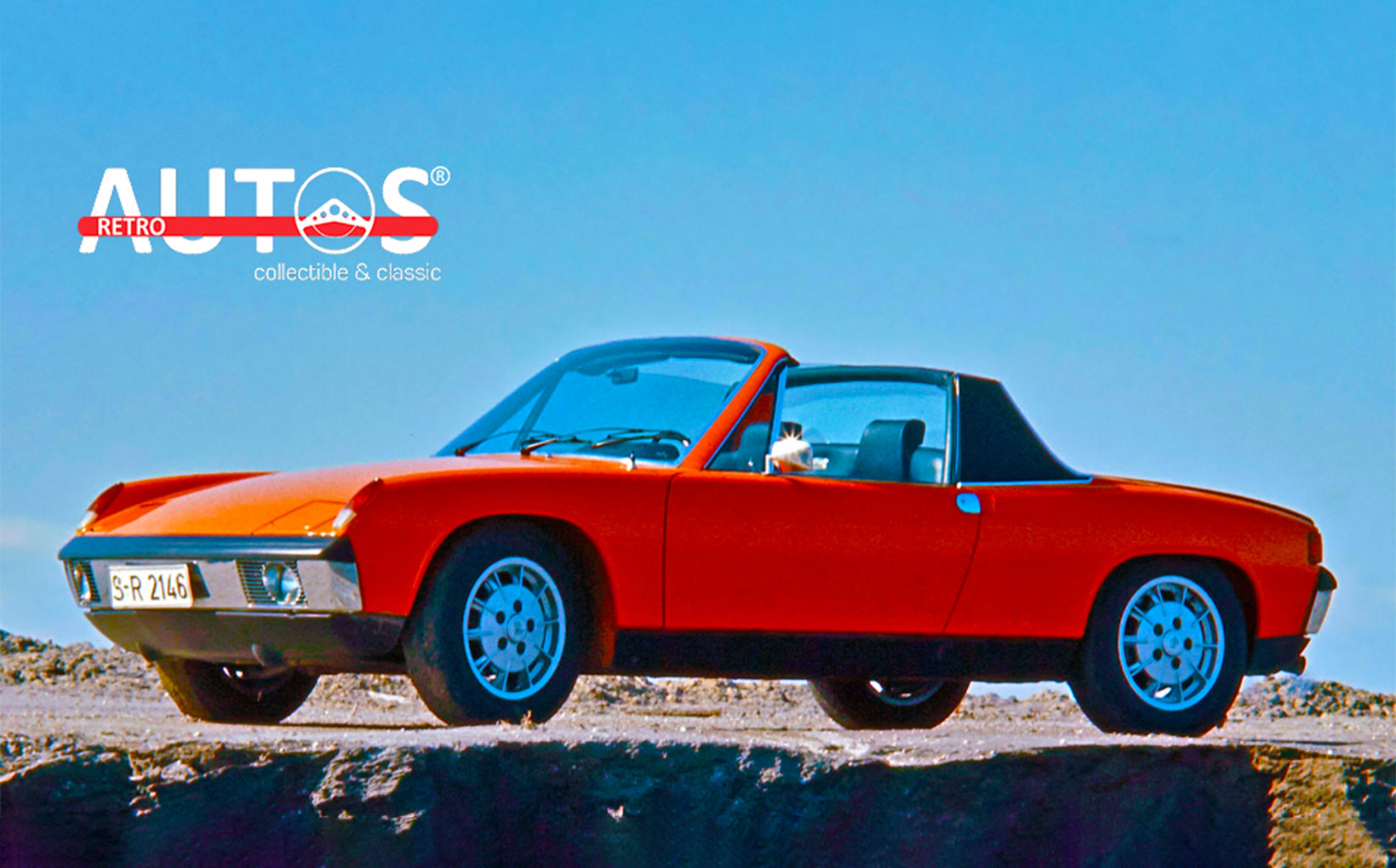 Porsche 914: Shhh, don't tell VW it's 50