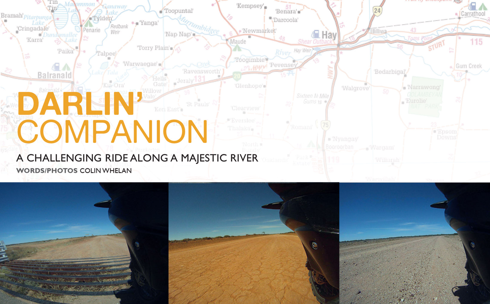 Darlin' Companion - A Challenging Ride Along a Majestic River