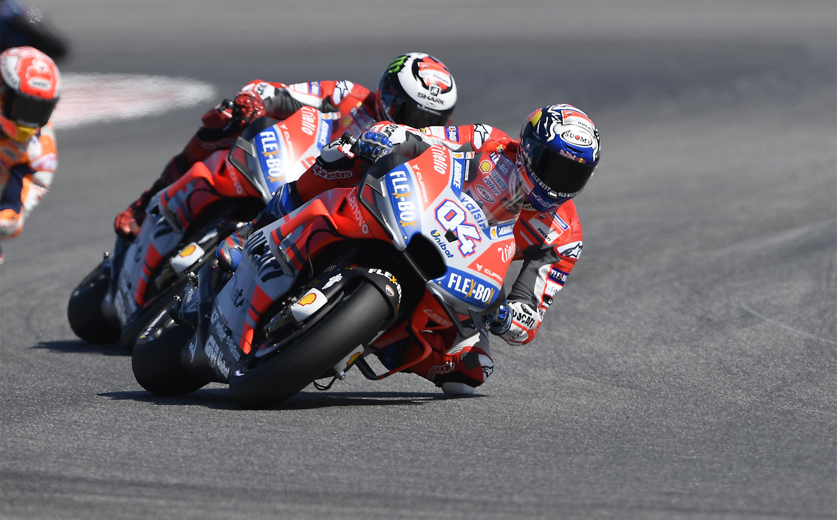 Dovi Overcomes Obstacles to Conquer Misano!