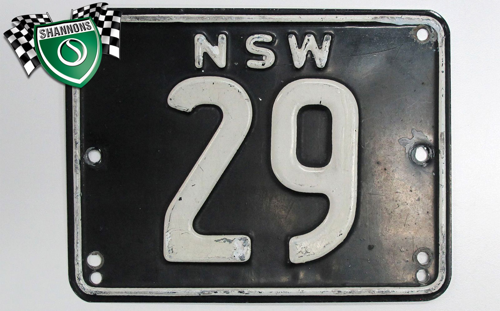 Record $745,000 paid for NSW number plate '29'
