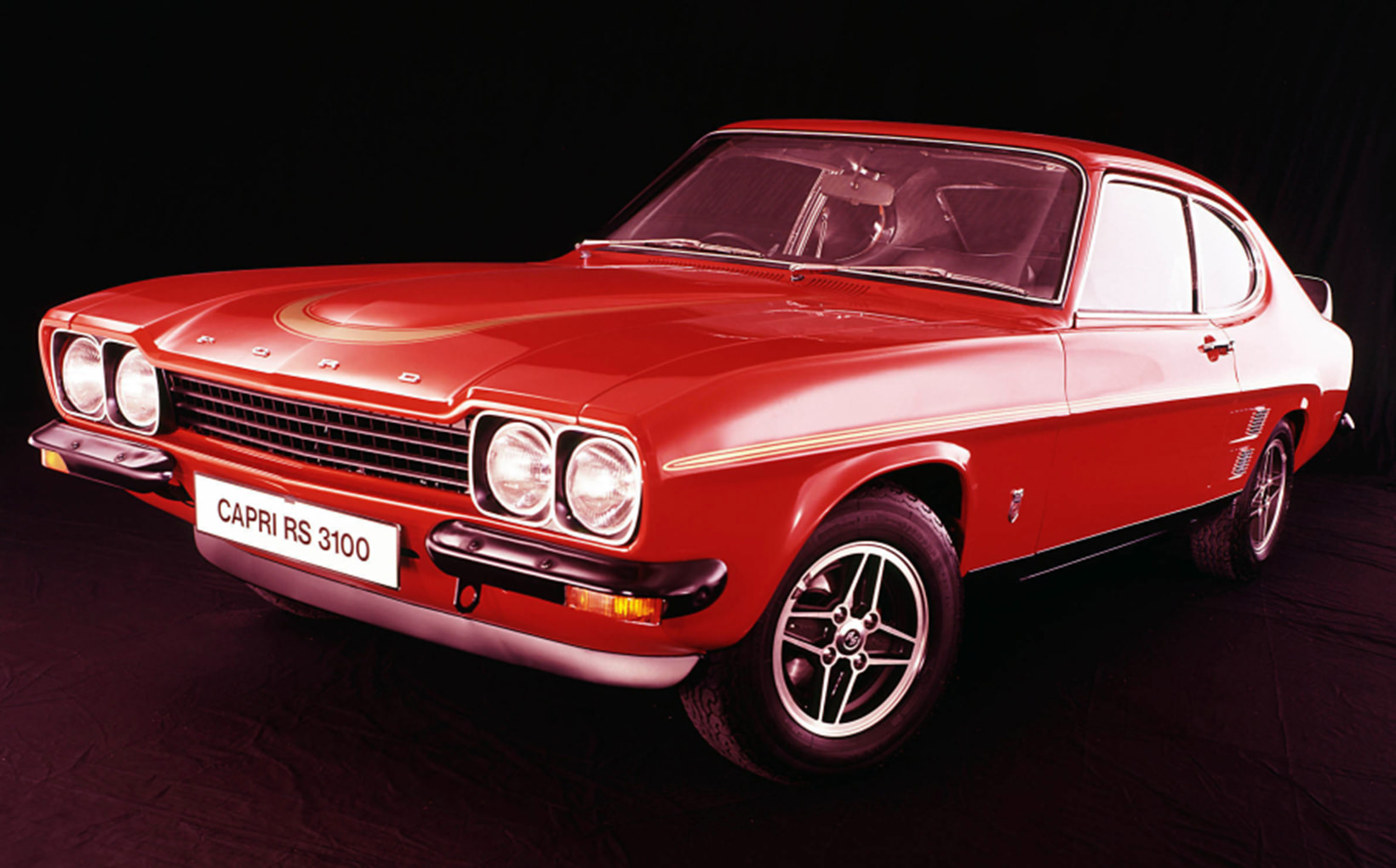 Ford Capri: 'the car you always promised yourself'