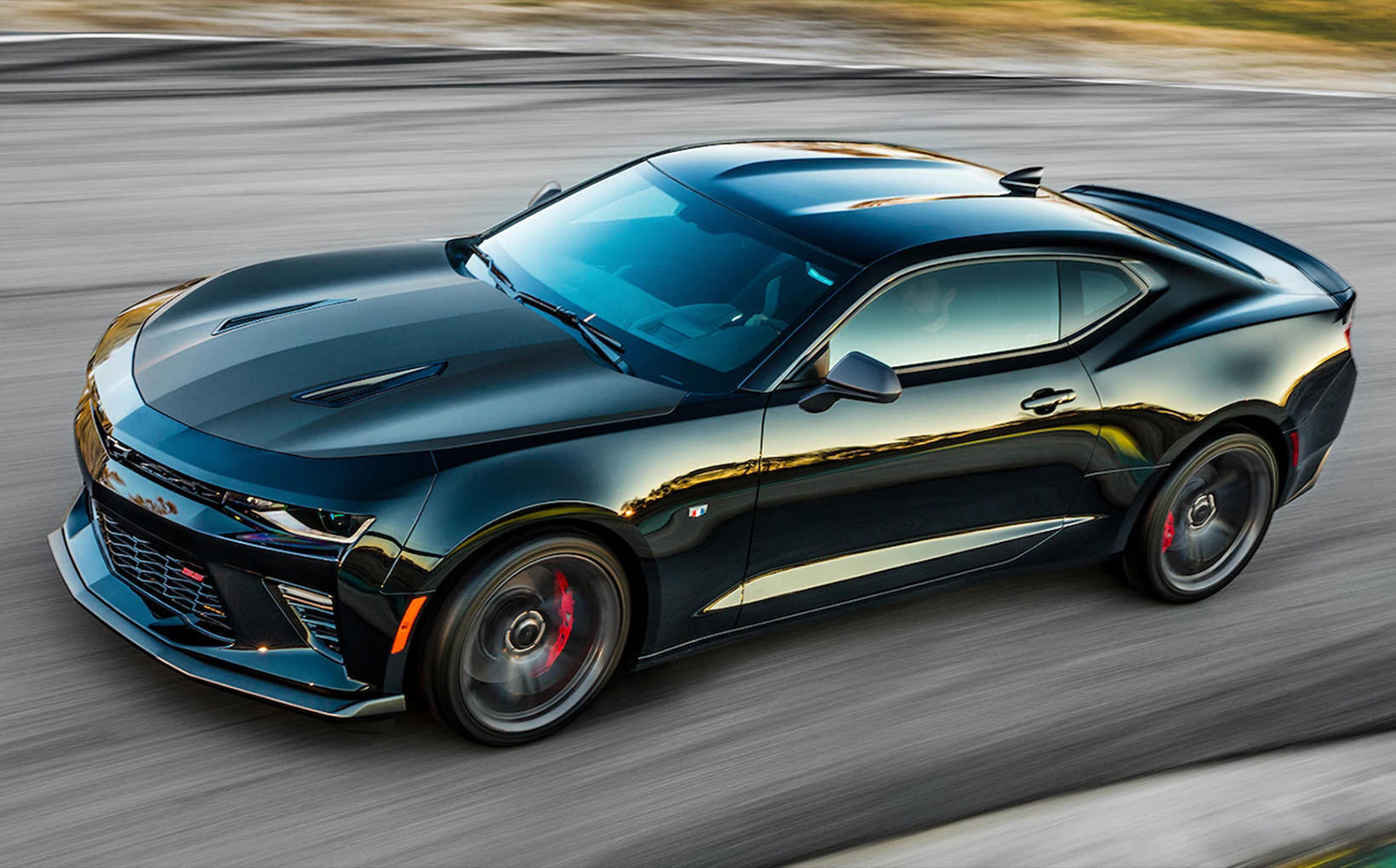 New-look Camaro revealed, but Aussies might miss out…