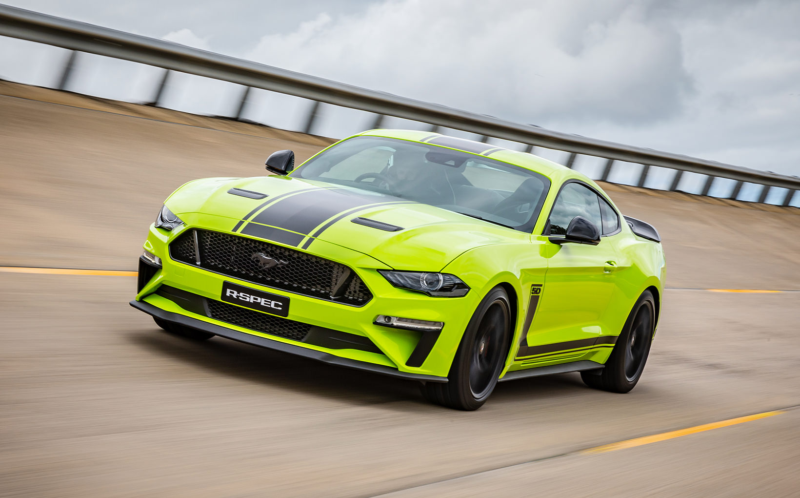 Ford Australia unleashes 500kW-plus Mustang R-Spec with help from Herrod Performance