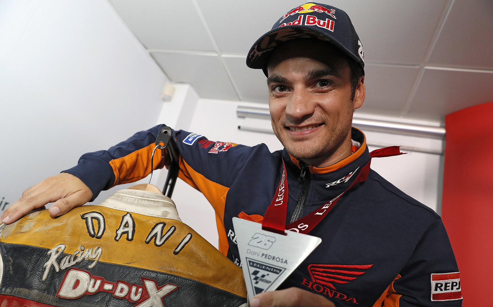 Dani Pedrosa Becomes a MotoGP Legend in Valencia as he Says Goodbye to Competitive Racing