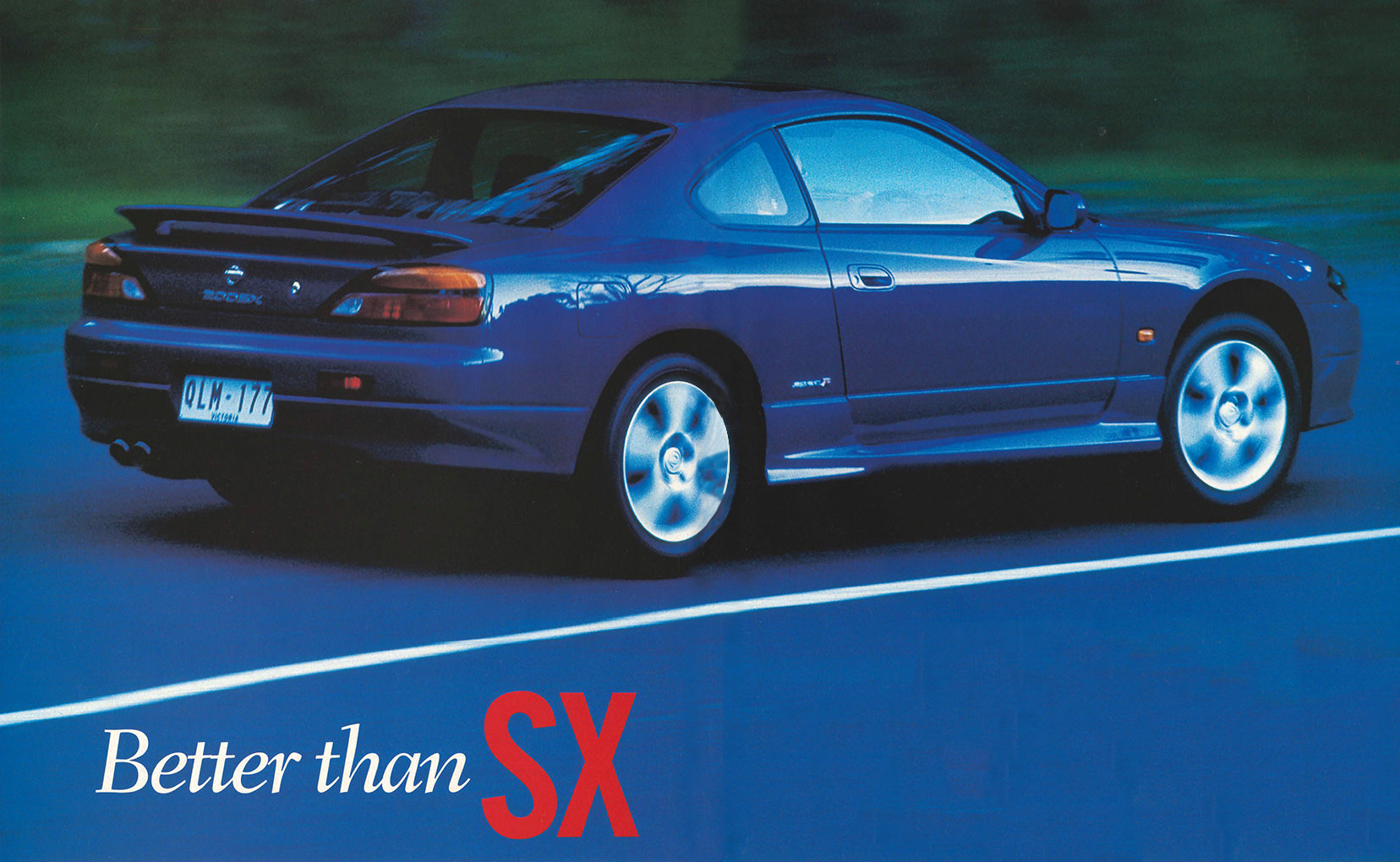 Nissan 200SX/Silvia: Better than SX