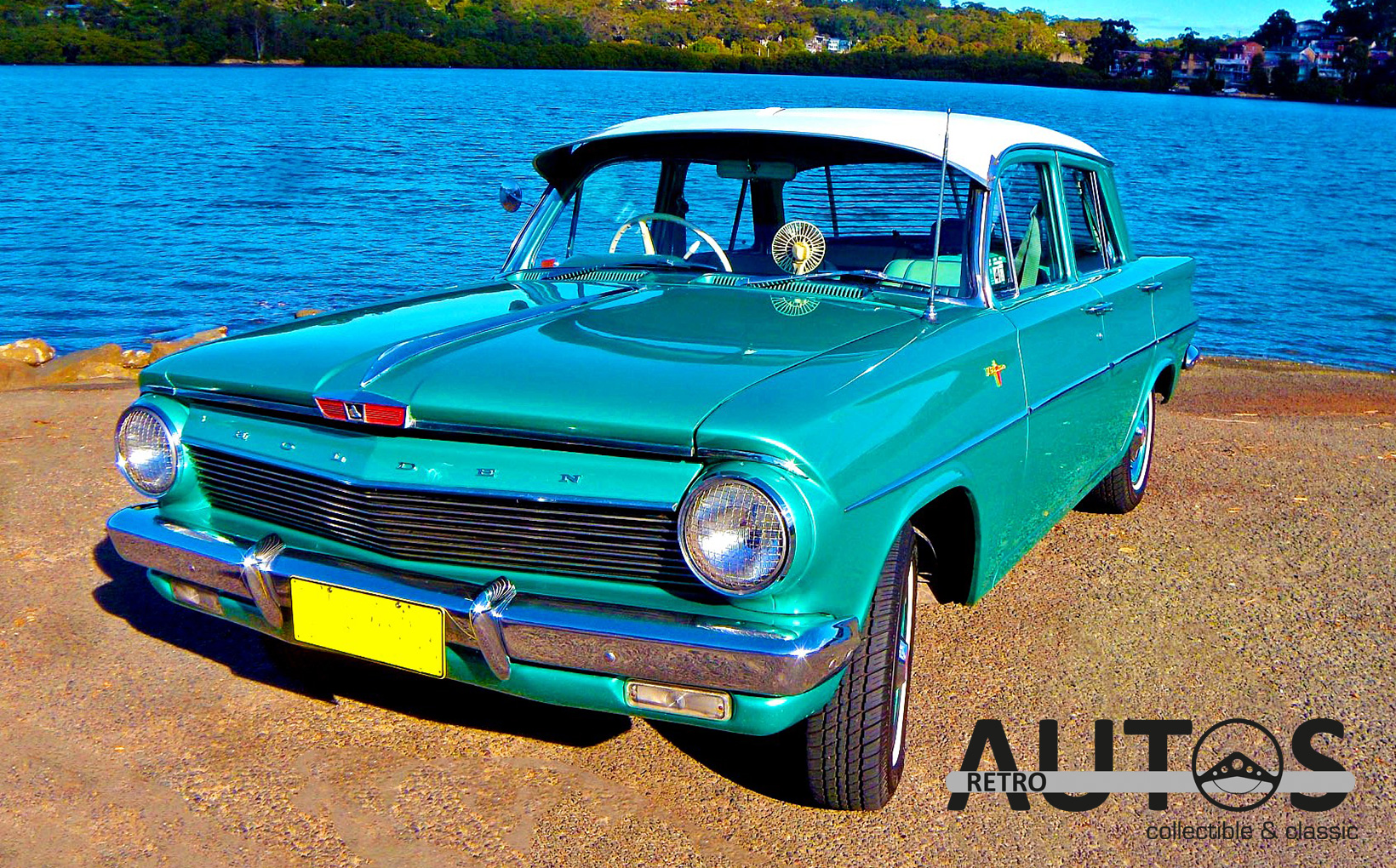 Retroautos February 2017 - EJ Premiers and EJ prototypes, Ford's forgotten concept car and the 70th Anniversary of the 48-215 Holden's first registration