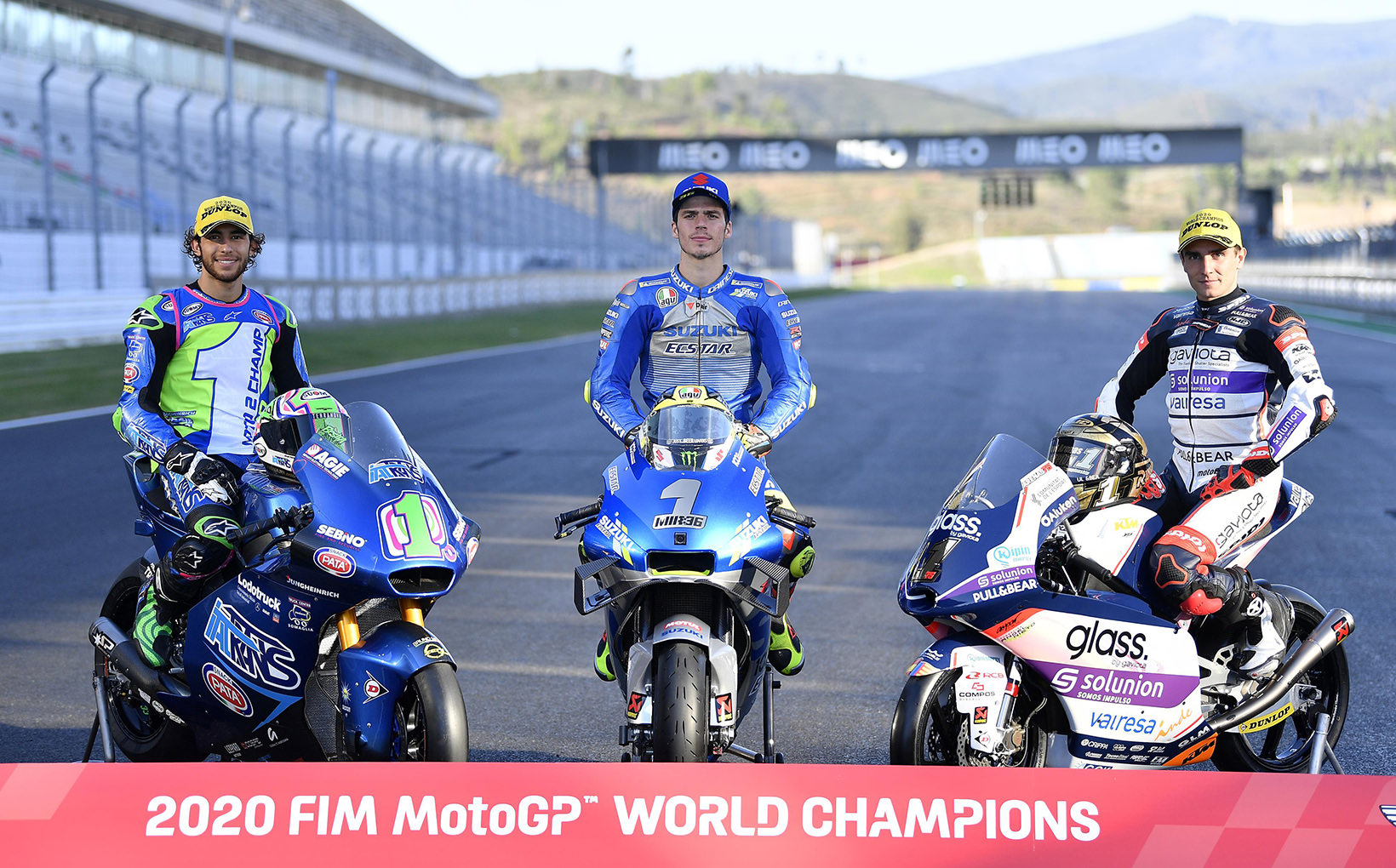 Moto3 & Moto2 World Champions Crowned as 2020 Season of MotoGP Concludes With Excitement!