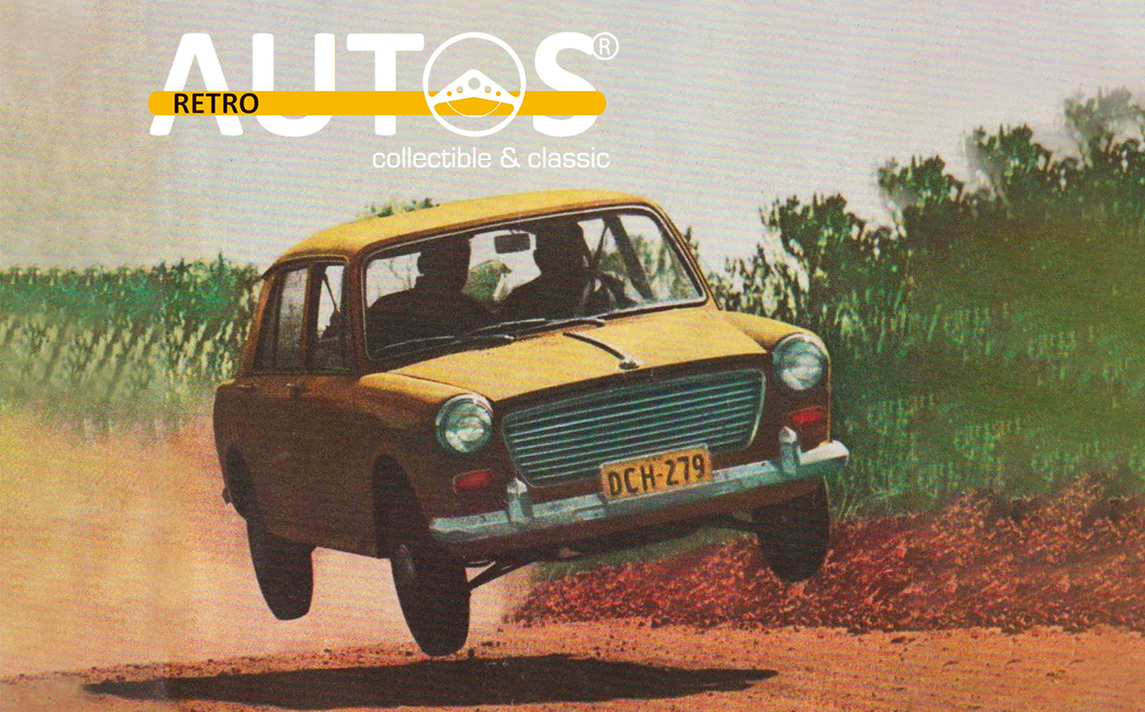 Morris 1100: Australia's Favourite Small Car of the 1960s