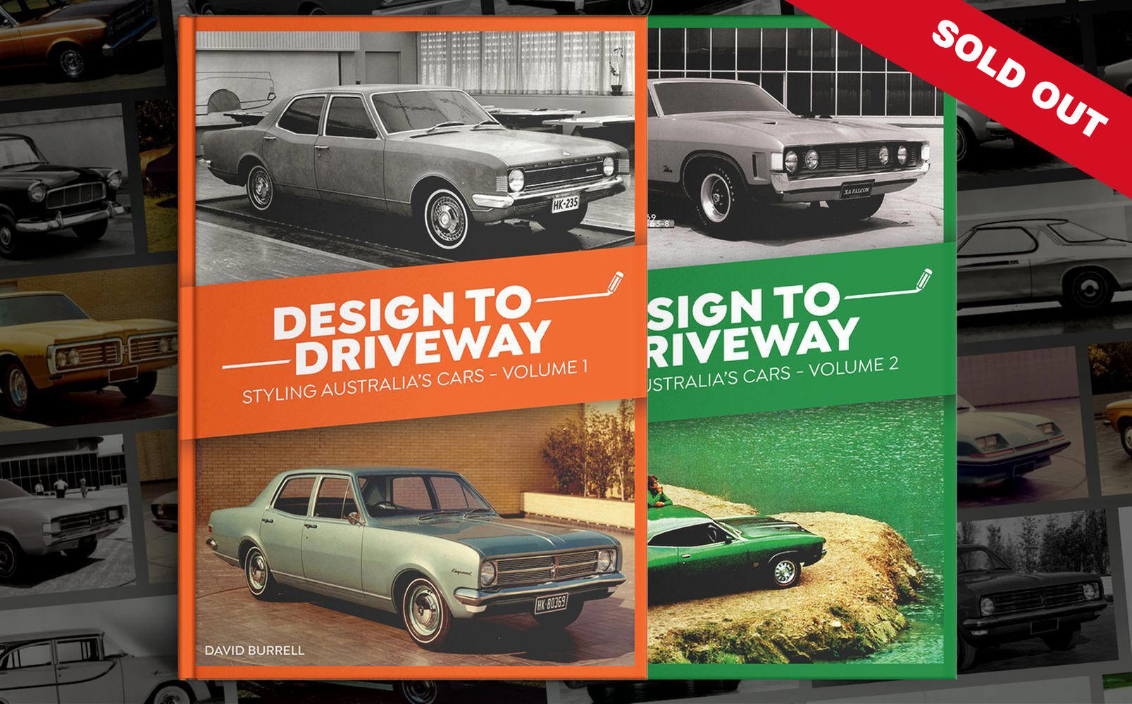 Design to Driveway - Celebrating Australia's Rich Automotive Design Heritage