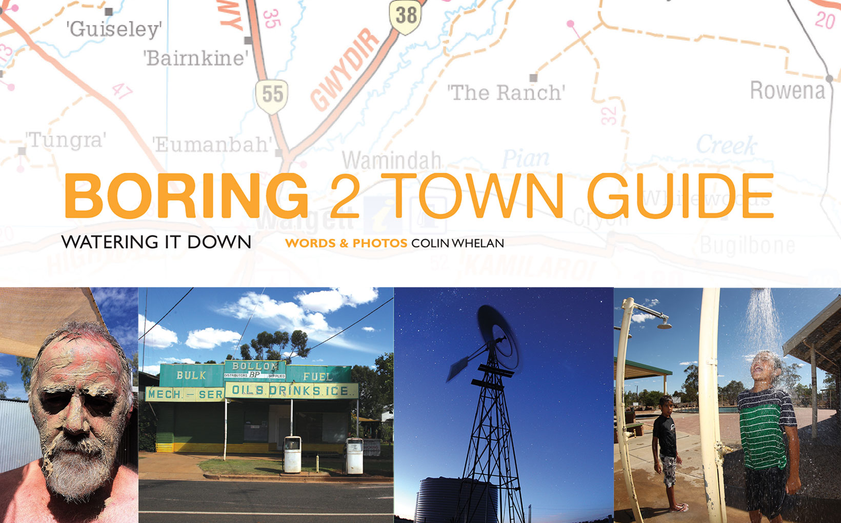 Boring 2 Town Guide - Watering it Down