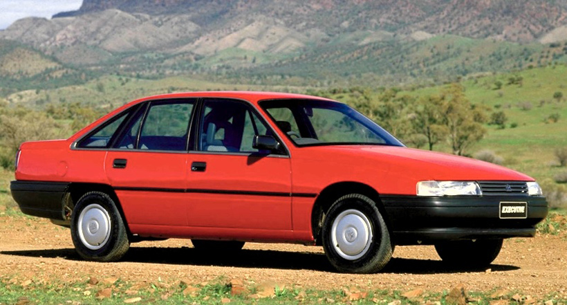 1988-91 Holden VN Commodore: Holden Milestone or Unguided Missile?