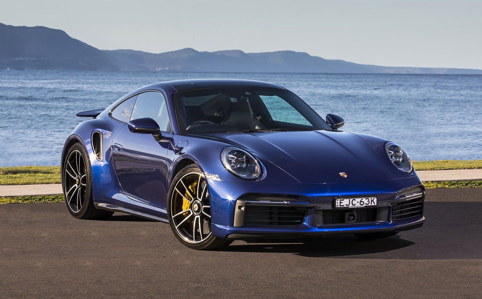 Porsche dials 911 performance and power up to 11 with new-generation Turbo S