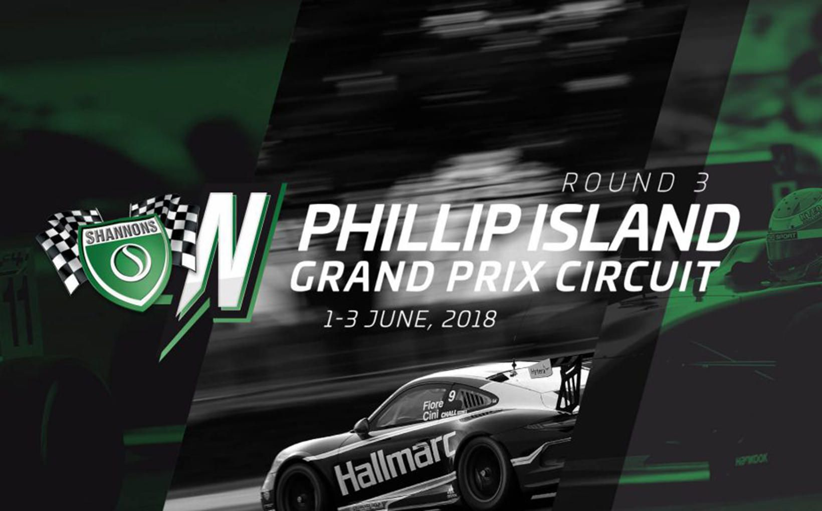 Shannons Nationals - Round 3 Phillip Island: Discount Ticket Offer