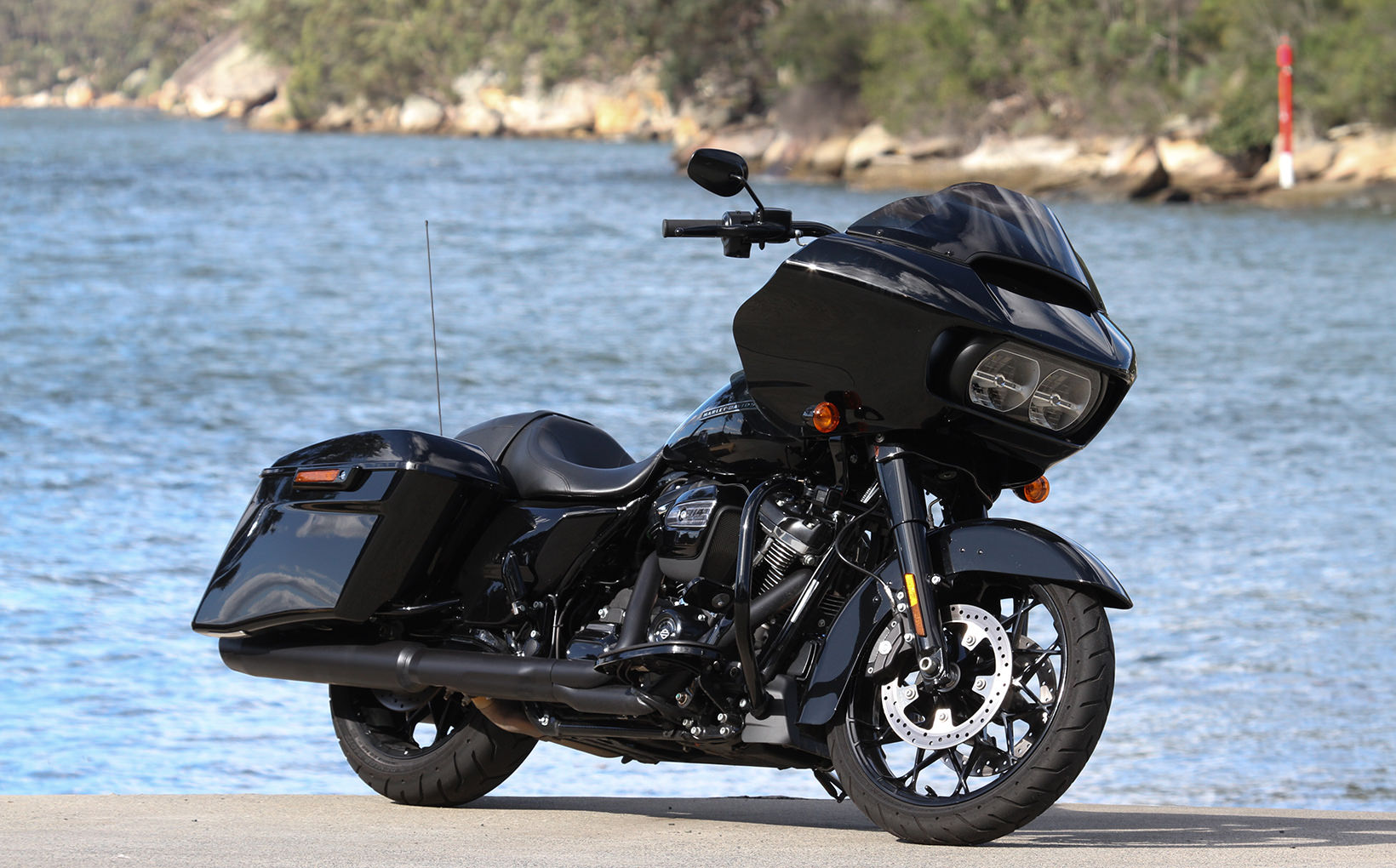 2021 Harley-Davidson FLTRXS Road Glide Special: Cool Luxury