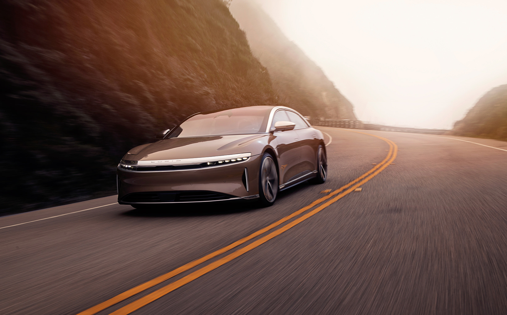 Tesla Model S meets its match with Californian EV rival, the Lucid Air sedan