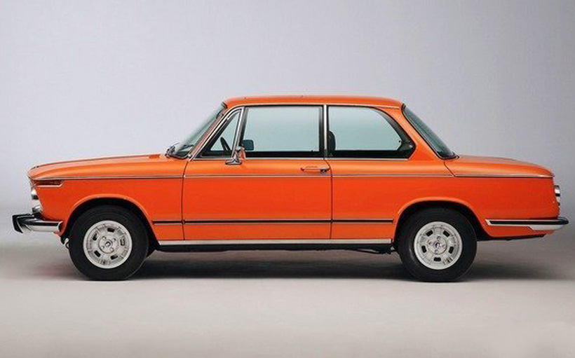 BMW 2002: The Ultimate Driving Machine