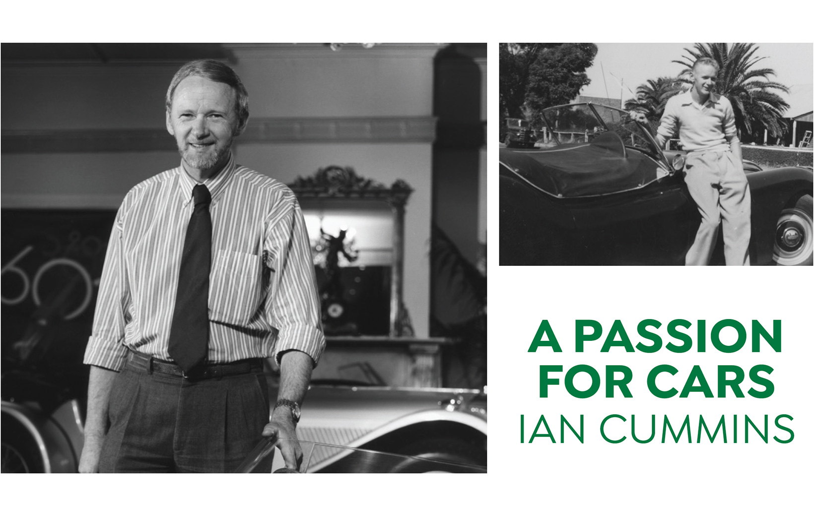 A Passion For Cars - Ian Cummins