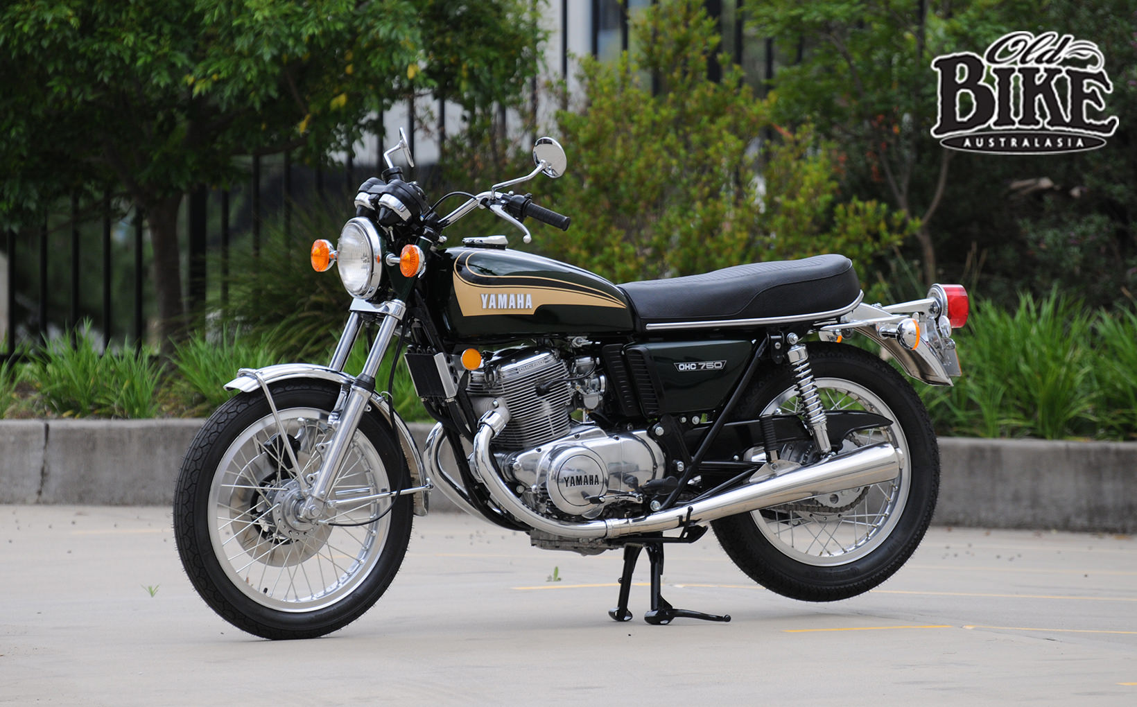 1973 Yamaha TX 750 - Not quite right