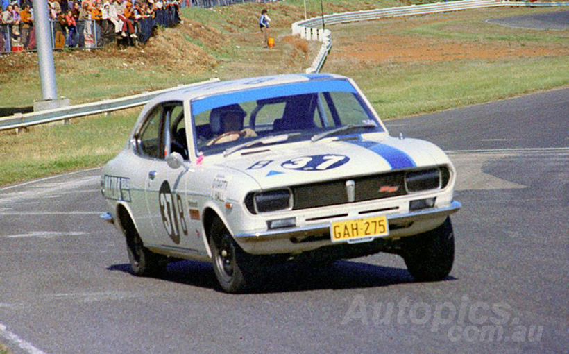 Mazda RX-2: Bathurst's First Rotary Winner