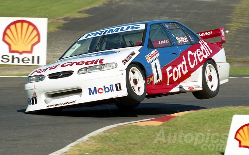 EF and EL Falcons: Ford's Mighty ATCC and Bathurst Champs