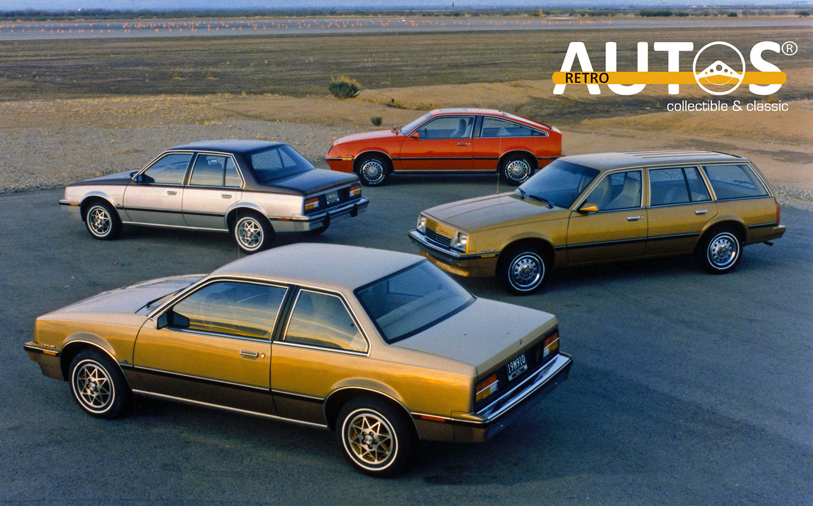 Retroautos August - GM's J-Car: The forgotten classic! Ford Space-Age Dream Cars