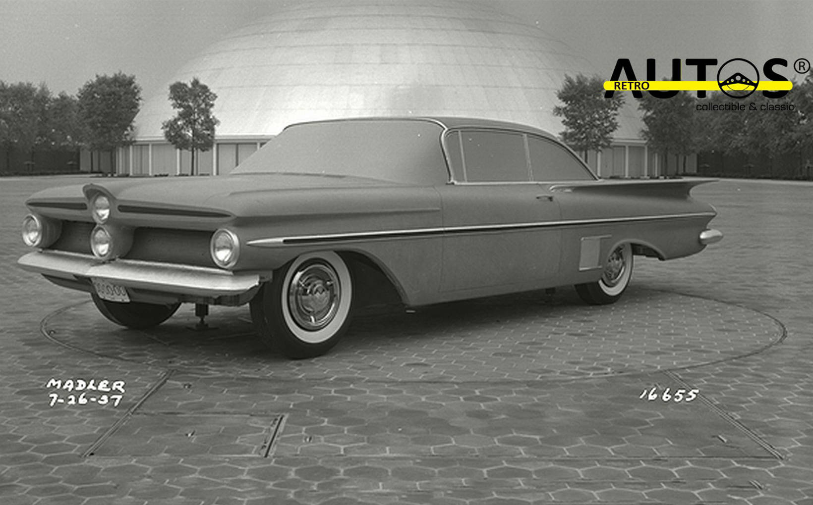 Retroautos June - Design to driveway: 1959 Chevrolet! Plus, Austin Kimberley and the Auburn-Cord-Duesenberg Museum