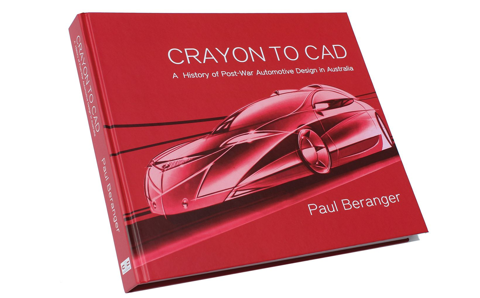 Crayon to CAD - A History of Post-War Automotive Design in Australia - Exclusive Offer